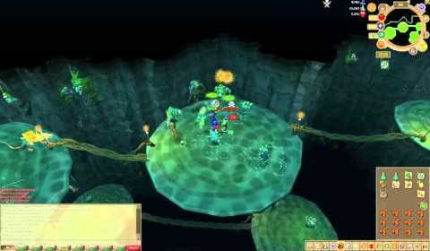 how to get to fungal magi rs3